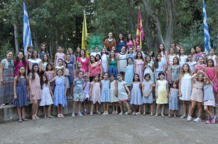Μαρτυρία Αγάπης – Κορίτσια Δημοτικού